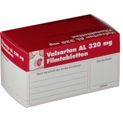 VALSARTAN AL 320 mg