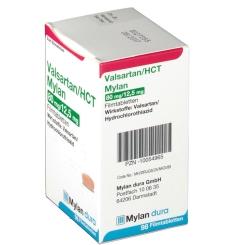 VALSARTAN/HCT MYL80/12.5MG