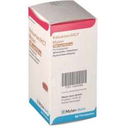 VALSARTAN/HCT Mylan 160 mg/12,5 mg Filmtabletten
