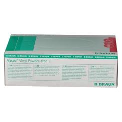 Vasco® Vinyl Handschuhe Gr. L
