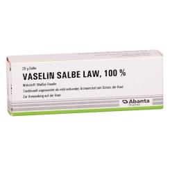 Vaselin Salbe LAW 100 %
