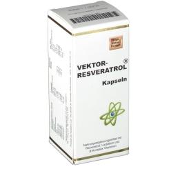 Vektor-Resveratrol® Kapseln