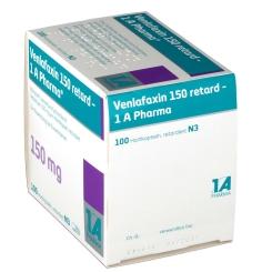 Venlafaxin 150 retard - 1 A Pharma®