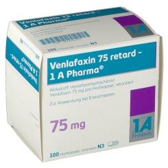 Venlafaxin 75 retard - 1 A Pharma®