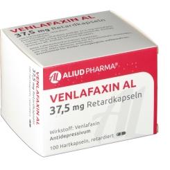 VENLAFAXIN AL 37,5 mg