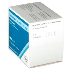 VENLAFAXIN Hennig 75 mg retard Hartkapseln