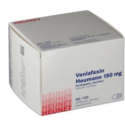 VENLAFAXIN Heumann 150 mg
