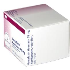 Venlafaxin Heumann 75 mg Hartkapseln