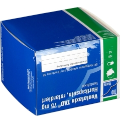 VENLAFAXIN TAD 75 mg Hartkapseln retardiert