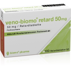 veno-biomo® retard 50 mg