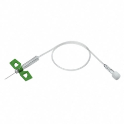 Venofix® Safety Venenpunkt 21 G 0,8x19 mm 30 cm grün
