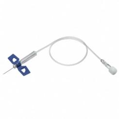 Venofix® Safety Venenpunkt 23 G 0,65x19 mm 30 cm blau