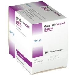 Vera Lich retard 240 mg Tabl.