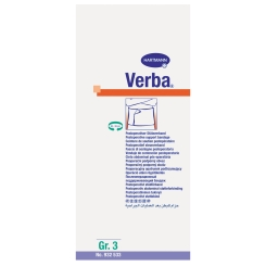 Verba® postoperativer Stützverband Gr. 4 rot
