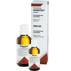 VERINTEX® spagyrische Peka Tropfen & VER-EX spagyrische Peka Tropfen Kombipackung