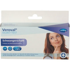 Veroval® SELBST-TEST Schwangerschaft