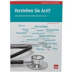 VERSTEHEN Sie Arzt Buch