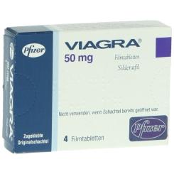 Viagra® 50 mg Filmtabletten