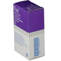 Viani 25 µg/125 µg 120 Hub Dosieraerosol