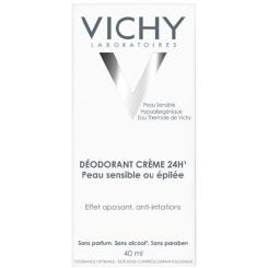 VICHY Deo Creme für sehr empfindliche/epilierte Haut
