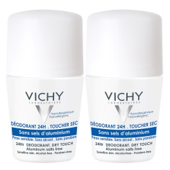 VICHY Deo Roll on 24h Deodorant Roll on Doppelpack