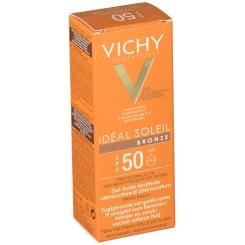 VICHY Idéal Soleil Bronze Gel LSF 50