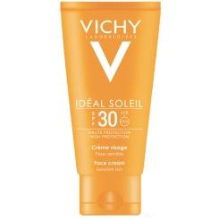 VICHY Idéal Soleil Gesichts-Creme LSF 30