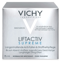 VICHY Liftactiv Supreme Tagespflege für normale bis Mischhaut + 50% GRATIS