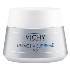 VICHY Liftactiv Supreme UV LSF 15 Tagespflege + 15 ml Liftactiv Nachtpflege GRATIS