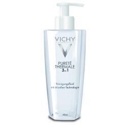 VICHY Pureté Thermale Reinigungsfluid für Gesicht + Augen