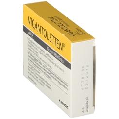 VIGANTOLETTEN® 500 I.E. Vitamin D3