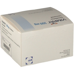 VIMPAT 200 mg Filmtabletten