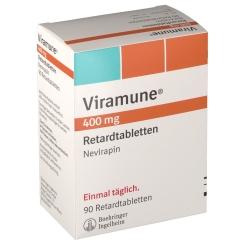 VIRAMUNE 400 mg