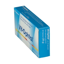 Vit-Ophtal® mit 10 mg Lutein