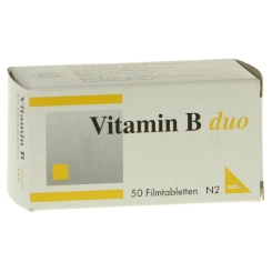 Vitamin B Duo Filmtabl.