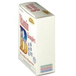 Vitamin B-Komplex - Kapseln