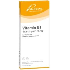 VITAMIN B1-Injektopas® 25 mg