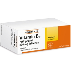 Vitamin B1-ratiopharm® 200 mg