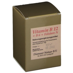 Vitamin B12 + B6 + Folsäure N