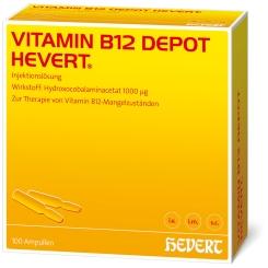 Vitamin B12 Depot Hevert Ampullen