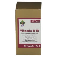 Vitamin B12 für 90 Tage