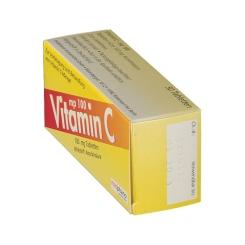 Vitamin C Dragees 100 mg