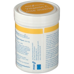 Vitamin C MSE Matrix Tabletten