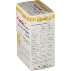 Vitamin E 36 mg plus Weizenkeimöl