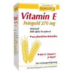 Vitamin E Feingold 270 mg