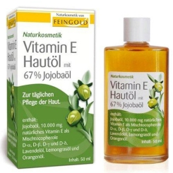 Vitamin E Hautöl