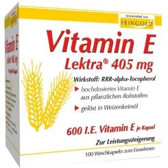 Vitamin E Lektra® 405 mg