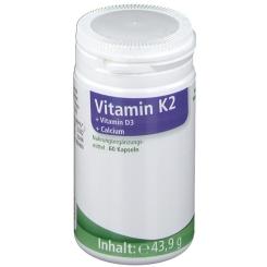 Vitamin K2 + Vitamin D3 + Calcium
