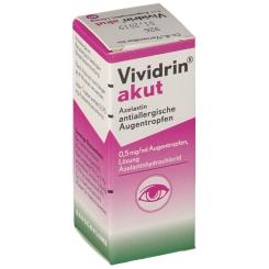 Vividrin® akut Azelastin