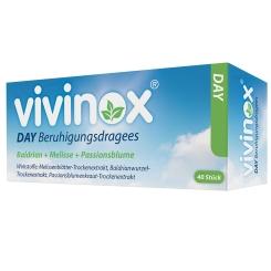 vivinox® DAY Beruhigungsdragees